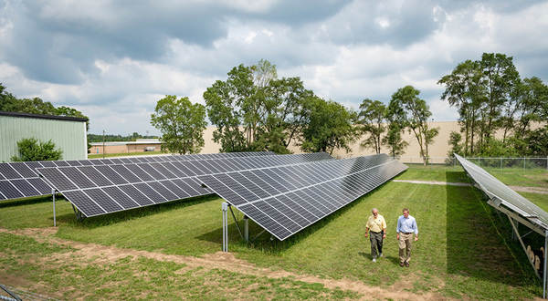 Kenmore Center Solar Array 1 800x440