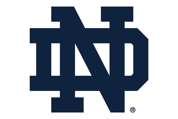Nd Monogram Blue With White Background Mag