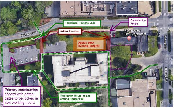 Secondary Pumping Station Project Site Logistics Plan Final