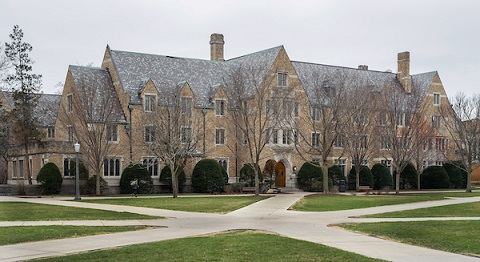 Dillon Hall Renovation Projects Facilities Design And Operations University Of Notre Dame