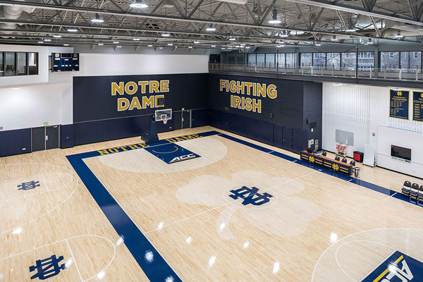 Rolfs Athletic Hall 27 Feature